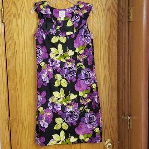 Sara Campbell cotton floral dress